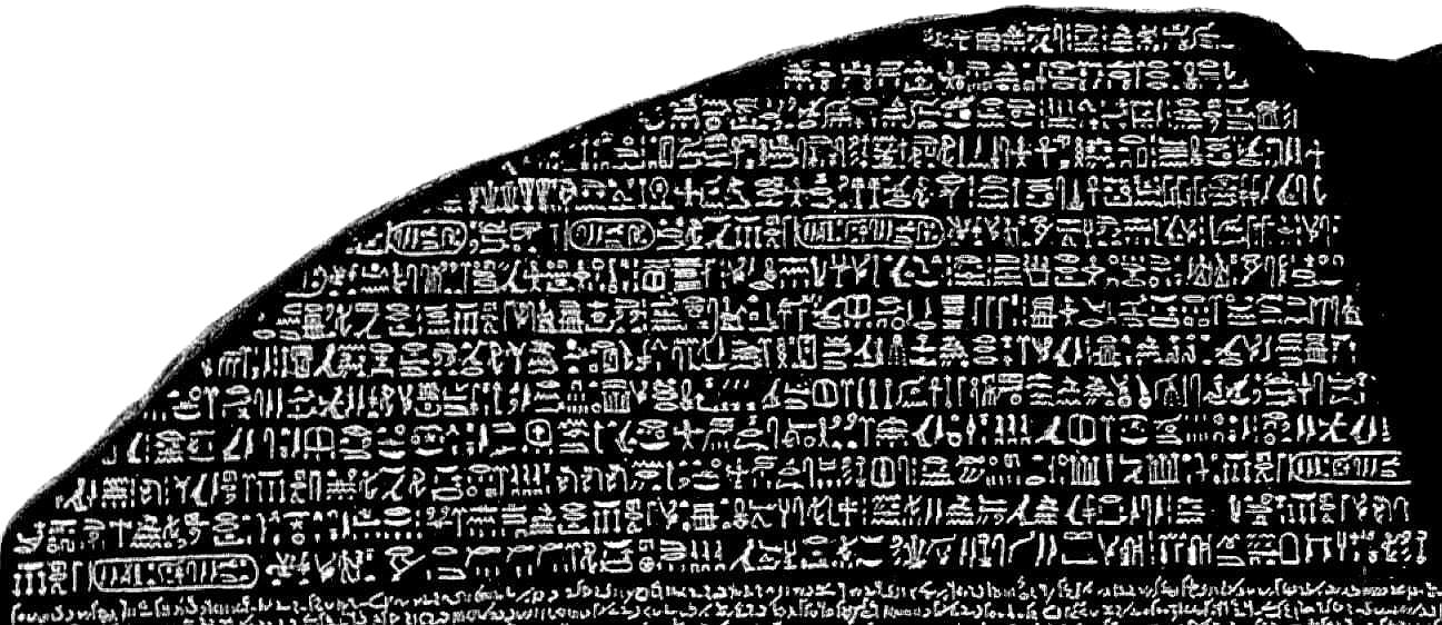 Yes, I re-translated many parts of the Hieroglyphic Text of Rosetta Stone.
